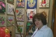 Міський музей запрошує на відкриття виставки місцевої художниці Віри Здрок
