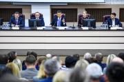 У складі волинської делегації Віктор Сапожніков взяв участь у презентації медичної реформи на 2019 рік