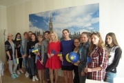 Перспективи розвитку Нововолинська  обговорювали з молоддю