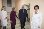 Тепер в амбулаторї №1 для маленьких пацієнтів стане  комфортніше