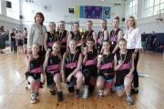 Нововолинські баскетболістки вибороли срібло у Всеукраїнській юнацькій баскетбольній лізі