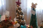 Визначили переможців у міському конкурсі  різдвяно-новорічної атрибутики