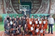 Нововолинські баскетболісти серед кращих