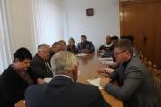 Про завершення бюджетного року - на нараді у міського голови