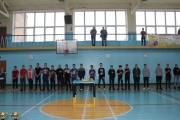 У Нововолинську проходить перший відкритий чемпіонат міста з армспорту  пам'яті Андрія Пушкаря та Віктора Яреми