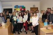 Нововолинських студентів привітали у міській раді