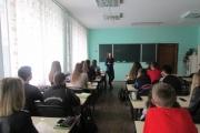 Школярів ознайомили зі світом професій