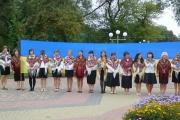 У Нововолинську вшанували Державний прапор України