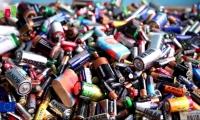 Нововолинські школярі зібрали 300 кілограмів використаних батарейок