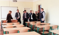 Ігор Гузь відвідав освітні заклади Нововолинська