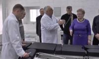 Нововолинські депутати інспектували міську лікарню