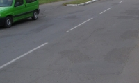 Тривають ремонтні роботи на вулицях міста