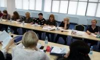 Начальник фінансового управління Галина Бурочук взяла участь у засіданні фінансисттів місцевих рад