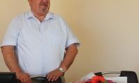 Володимира Рожелюка привітали з 65-річчям