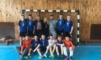 Нововолинські гандболісти стали переможцями обласної спартакіади