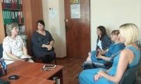 Соціальні служби провели зустріч з прийомними батьками та вихователями