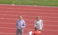 Юні легкоатлети успішно виступили на чемпіонаті Волинської області  на чемпіонаті Волинської області