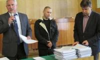 Учасникам АТО вручили документи на земельні ділянки