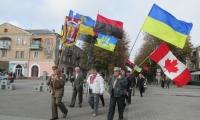 Символічна хода відбулася в Нововолинську