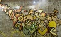 У Нововолинську  презентували унікальну виставку картин на склі