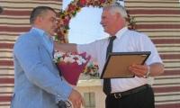Міський голова привітав колектив Нововолинського електромеханічного коледжу