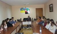 Лідери учнівського й студентського самоврядування навчалися у міській раді