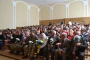Міський учнівський фестиваль повстанської пісні відбувся у Нововолинську