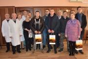 У Нововолинську відзначили Почесних донорів   України