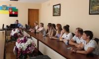 Андрій Сторонський зустрівся з представниками Британської ради
